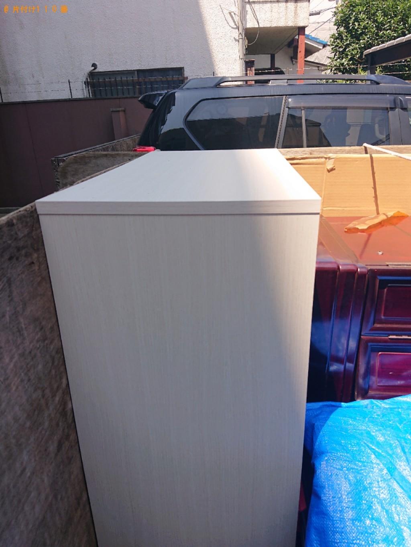 【京都市伏見区】タンスの回収・処分ご依頼 お客様の声
