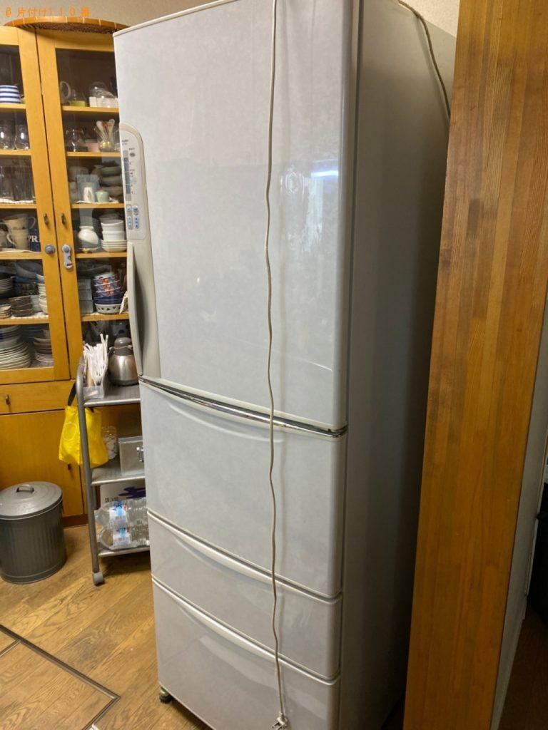 【城里町】冷蔵庫、洗濯機の回収・処分ご依頼 お客様の声