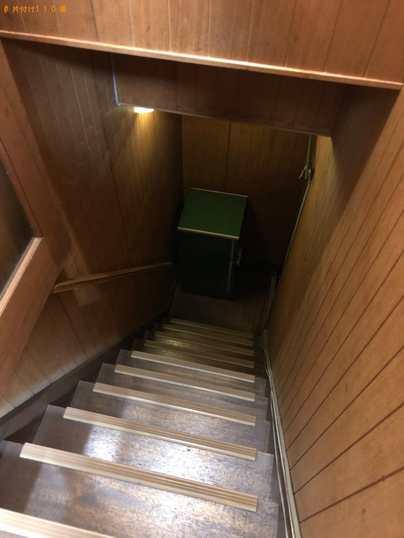 【京都市伏見区】冷蔵庫、電子ピアノの回収・処分ご依頼 お客様の声