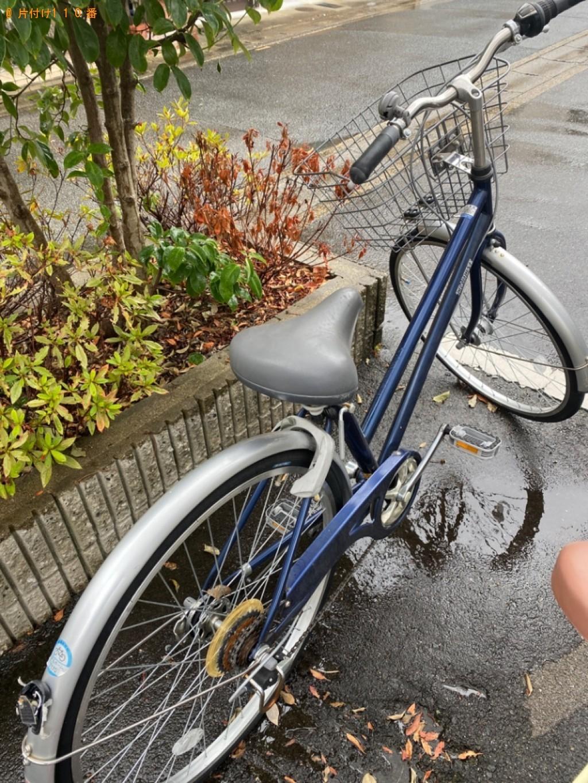 【京都市西京区】自転車、ダンボールの回収・処分ご依頼 お客様の声