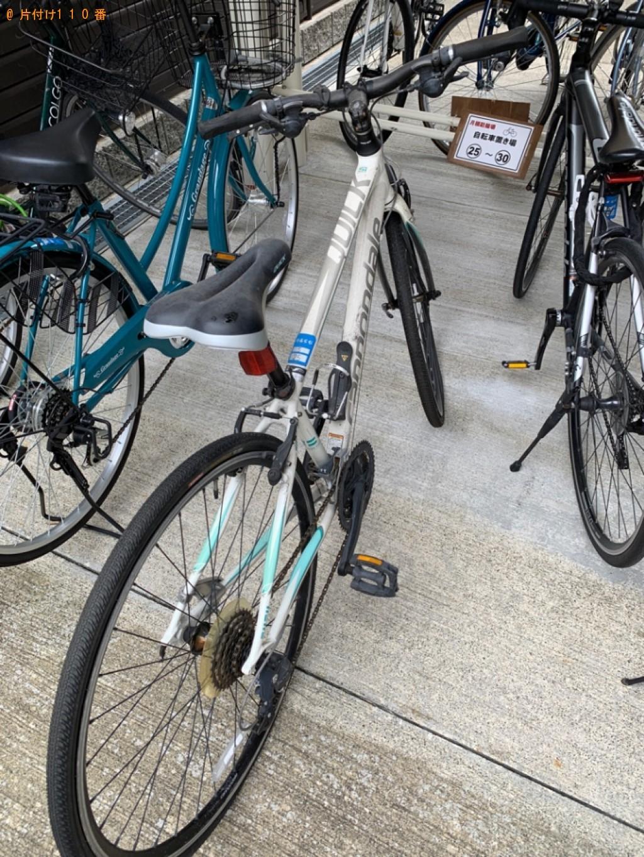【京都市上京区】自転車の回収・処分ご依頼 お客様の声