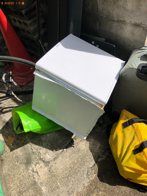 【京都市左京区】冷蔵庫の回収・処分ご依頼 お客様の声
