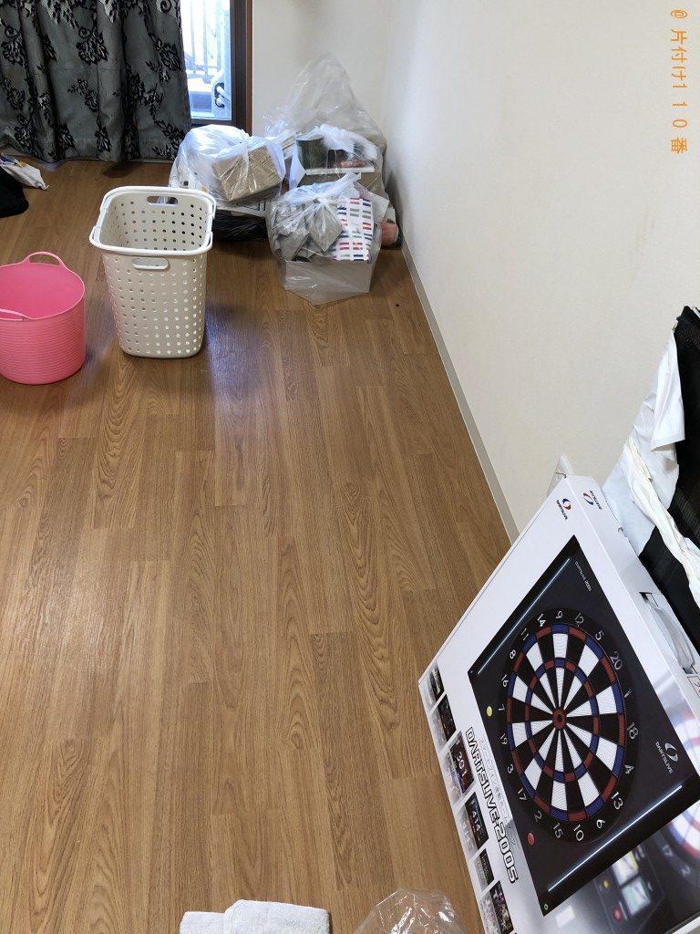 【京都市東山区】カーペット、簡易ソファー、布団等の回収・処分