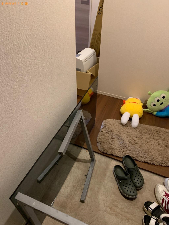 【京都市伏見区】タンス、家具等の回収・処分ご依頼 お客様の声