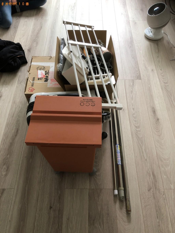 【京都市西京区】洗濯機、カラーボックス、棚等の回収・処分ご依頼