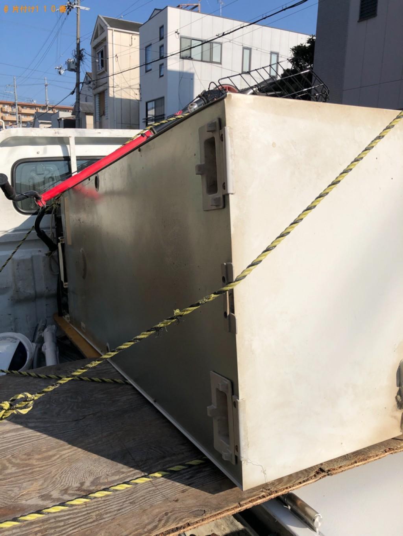 【京都市南区】冷蔵庫、自転車の回収・処分ご依頼 お客様の声