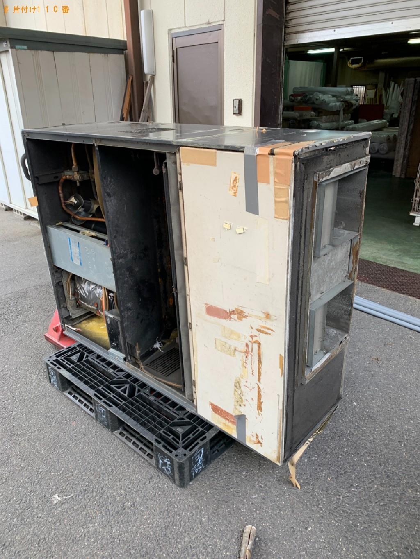 京都市伏見区】大型家電等の回収・処分ご依頼 お客様の声
