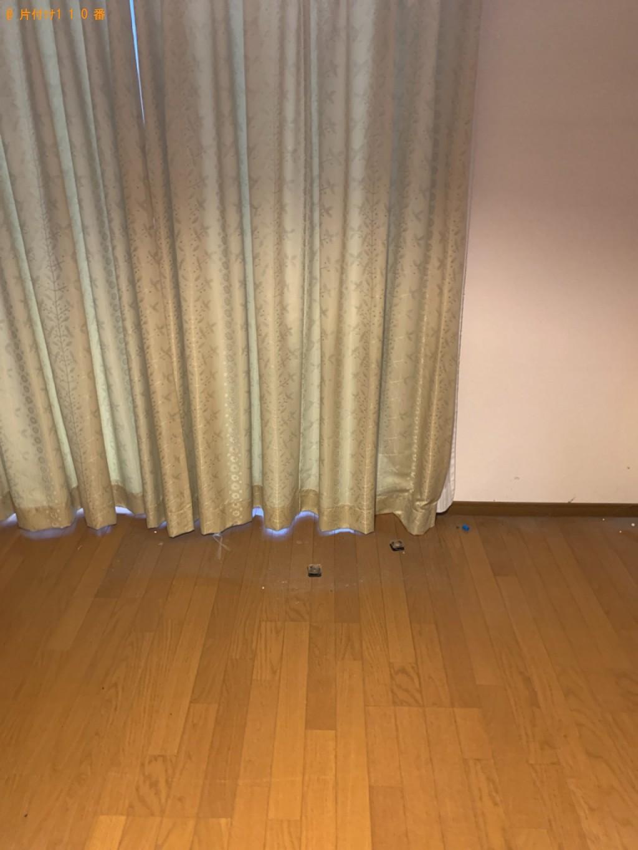 【宇治市広野町】アップライトピアノの回収・処分ご依頼 お客様の声