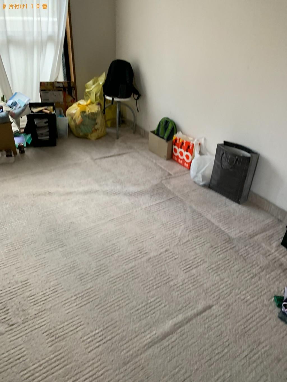 【由利本荘市】遺品整理に伴い冷蔵庫、洗濯機、本棚、電子レンジ等の回収・処分
