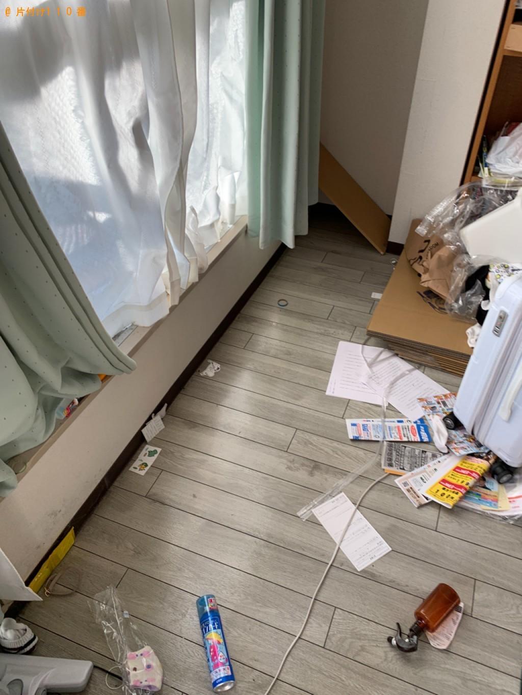 【京都市北区】洗濯機、カラーボックスの回収・処分ご依頼