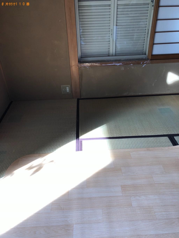 【京都市】介護用電動シングルベッドの回収・処分ご依頼 お客様の声