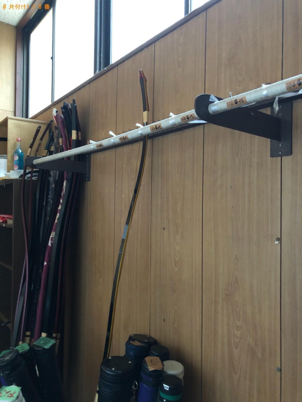 【京都市北区】メタルラック、収納ケース等の回収・処分ご依頼