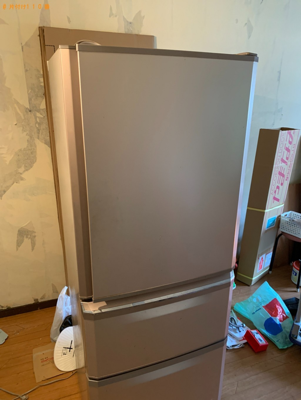 【京都市山科区】冷蔵庫の回収・処分ご依頼 お客様の声