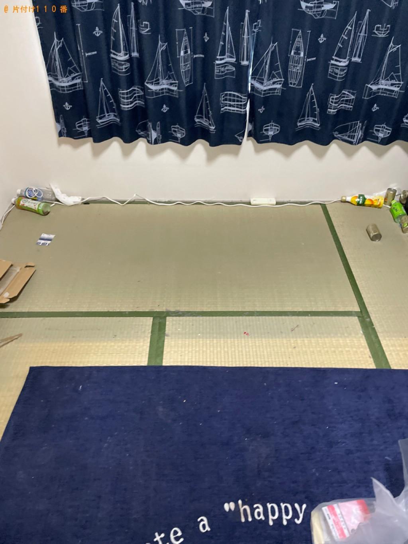 【京都市】マットレス付きシングルベッドの回収・処分ご依頼