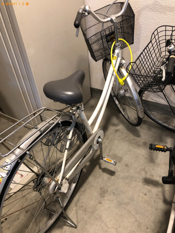 【京都市伏見区】自転車の回収・処分ご依頼 お客様の声
