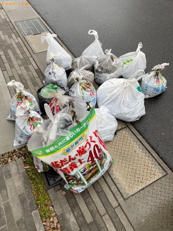 【京田辺市】残土の回収・処分ご依頼 お客様の声