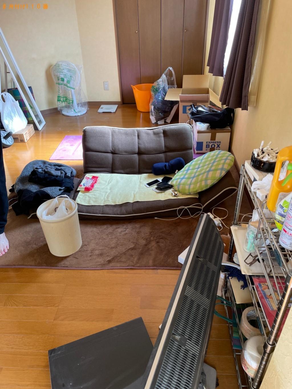 【京都市南区】冷蔵庫、洗濯機、こたつ、椅子、テレビ台等の回収
