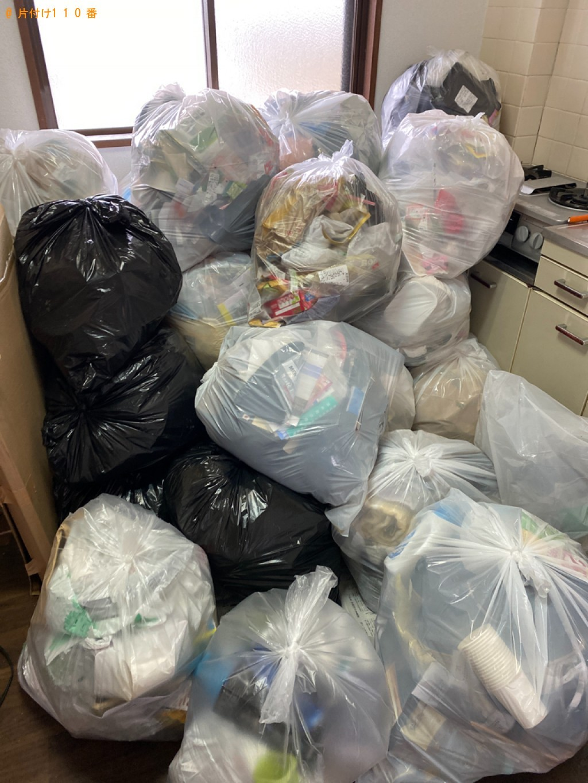 【船井郡京丹波町】冷蔵庫、洗濯機、炊飯器、一般ごみ等の回収・処分
