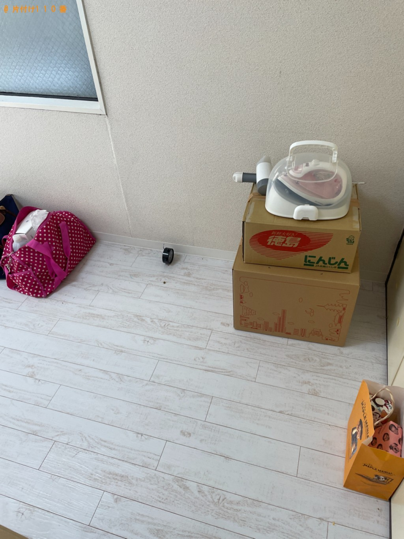 【京都市東山区】カラーボックス、ラック、ダンボール等の回収・処分