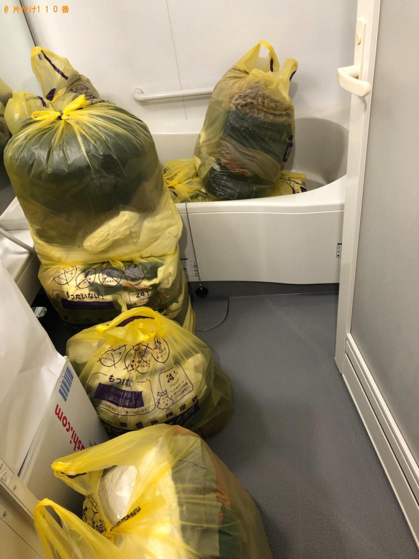 【京都市中京区】一般ごみの回収・処分ご依頼 お客様の声