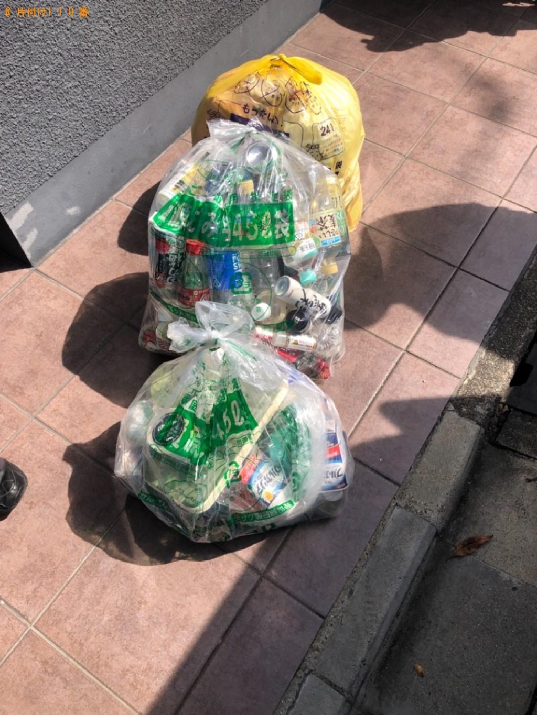 【京都市北区】一般ごみの回収・処分ご依頼 お客様の声