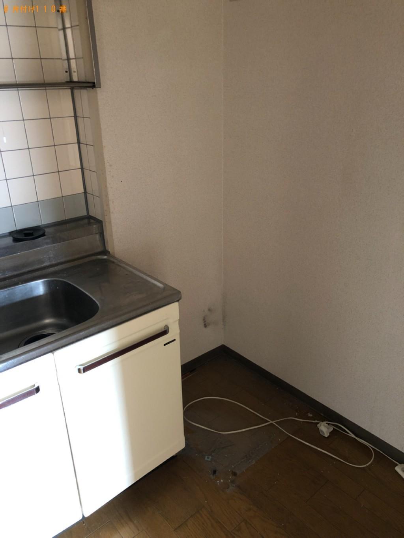 【京都市右京区】冷蔵庫の回収・処分ご依頼 お客様の声