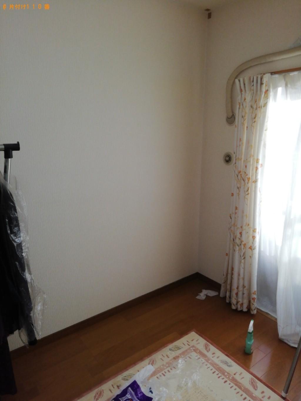 【京都市山科区】二人掛けソファー、エレクトーン等の回収・処分