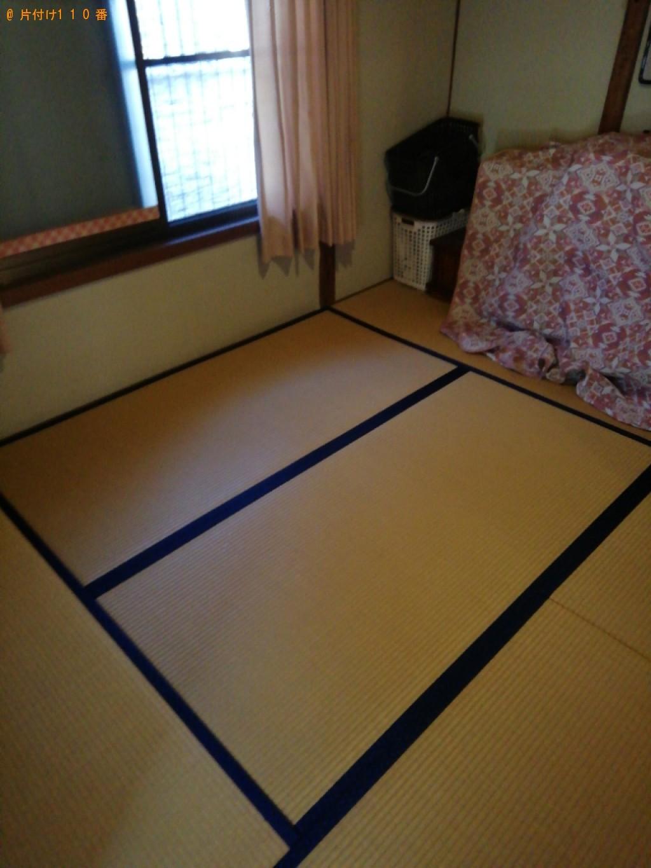【足立区】仏壇、布団、テーブル、一般ごみ等の回収・処分