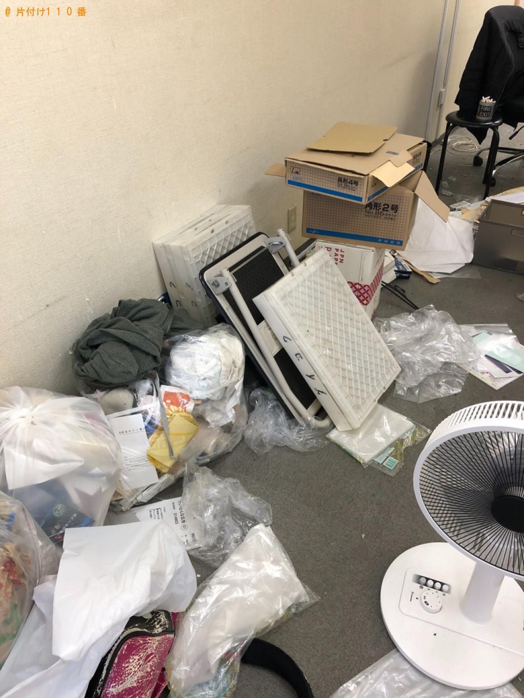 【京田辺市】一般ごみの回収・処分ご依頼 お客様の声