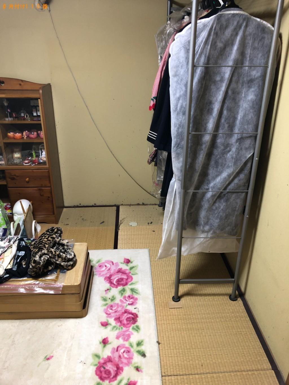 【長岡京市】タンスの回収・処分ご依頼 お客様の声