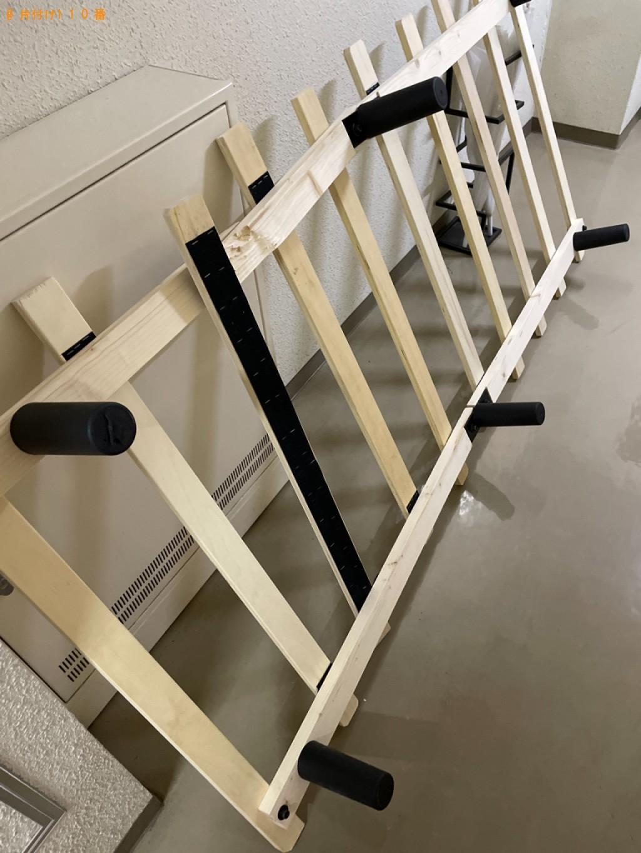 【京都市下京区】シングルベッドの回収・処分ご依頼 お客様の声
