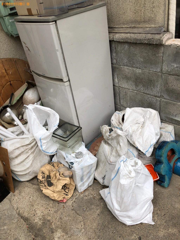 【京都市右京区】冷蔵庫、洗濯機、小型家電、一般ごみ等の回収・処分