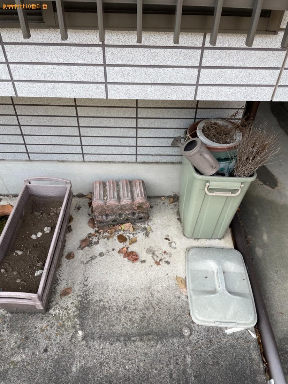 【京都市伏見区】洗濯機の回収・処分ご依頼 お客様の声