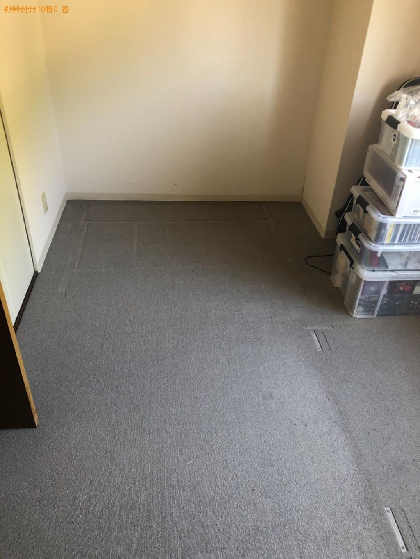【京都市】マットレス付きシングルベッド、オルガン、椅子の回収