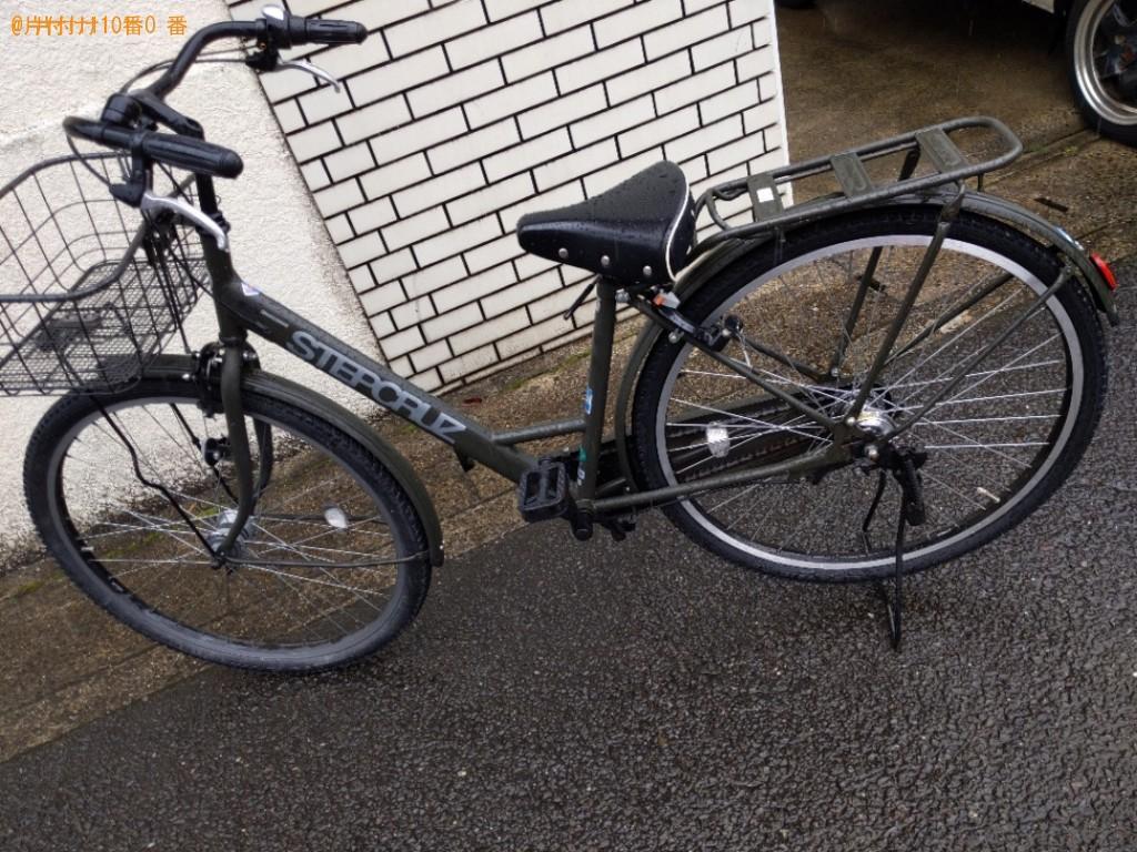 【京都市南区】自転車の回収・処分ご依頼 お客様の声