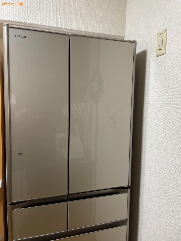 【宇治市槇島町】冷蔵庫の移動ご依頼 お客様の声