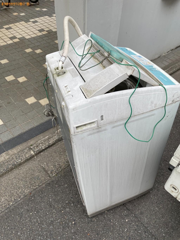 【伏見区】洗濯機の回収・処分ご依頼 お客様の声