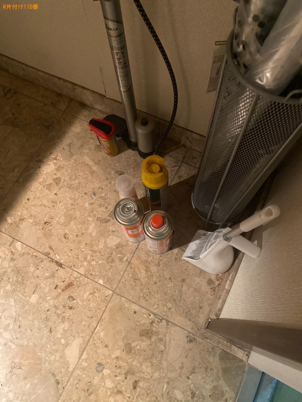 【京都市伏見区】スプレー缶の回収・処分ご依頼 お客様の声