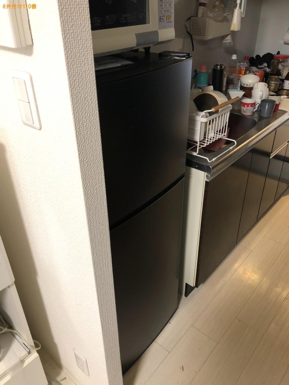 【京都市中京区】洗濯機、冷蔵庫、電子レンジ、タンス等の回収・処分