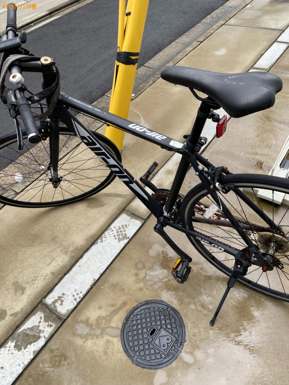 【京都市伏見区】自転車、鍋の回収・処分ご依頼 お客様の声