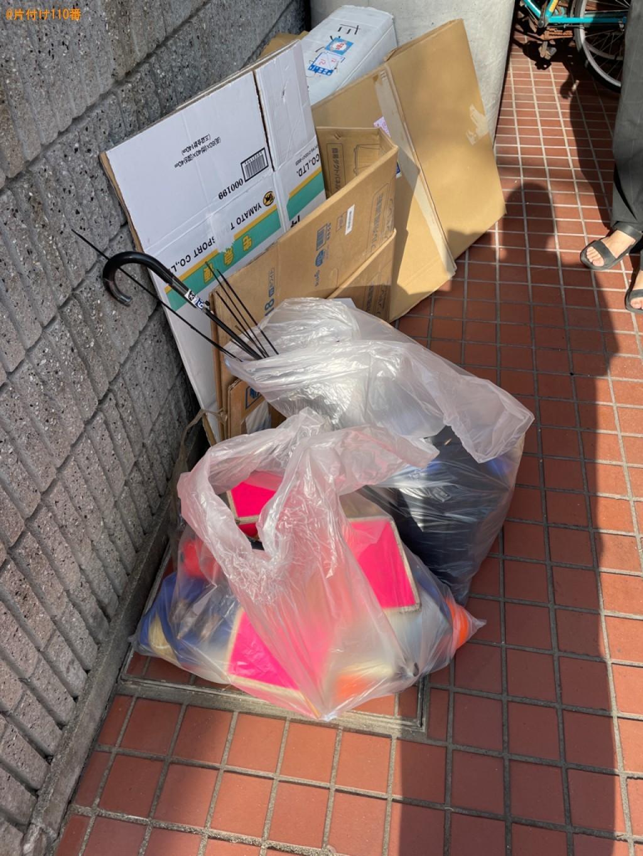 【京都市】傘、ダンボール、一般ごみ等の回収・処分ご依頼