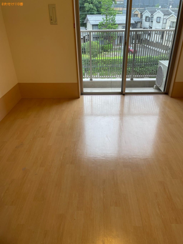 【京都市伏見区】家具、一般ごみ等の回収・処分ご依頼 お客様の声