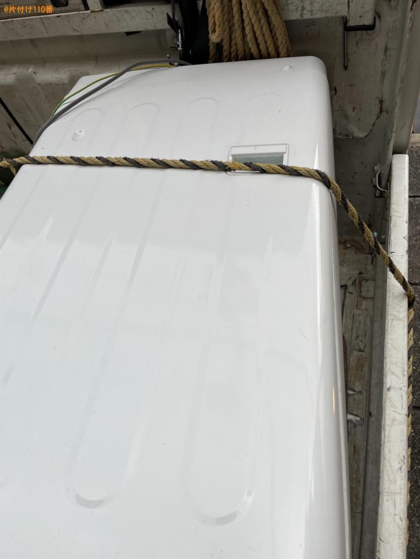 【京都市東山区】洗濯機の回収・処分ご依頼 お客様の声