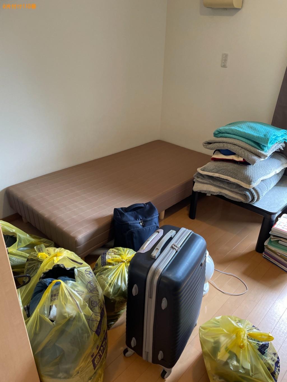 【京都市左京区】洗濯機、冷蔵庫、電子レンジ、こたつ、本棚等の回収