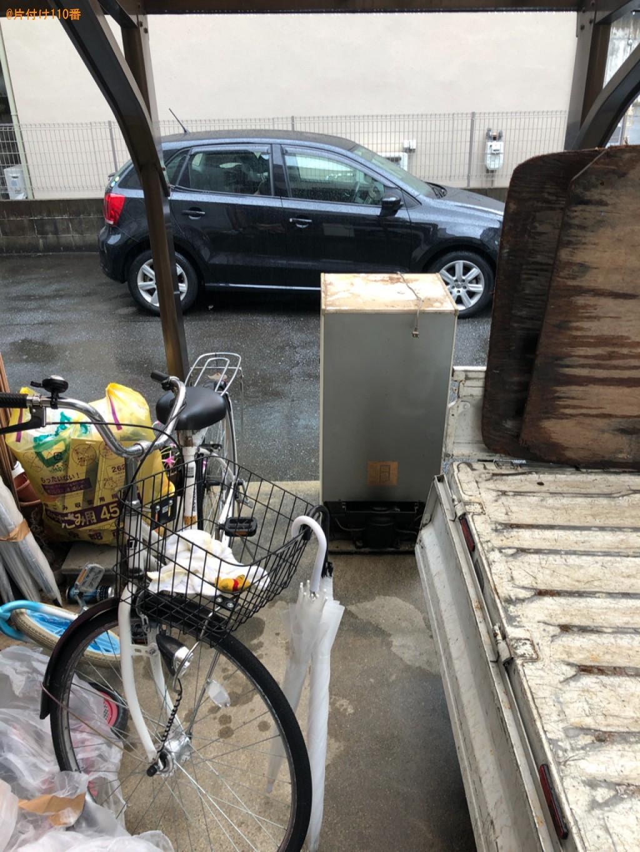 【京都市右京区】冷蔵庫、洗濯機、エレクトーン等の回収・処分ご依頼