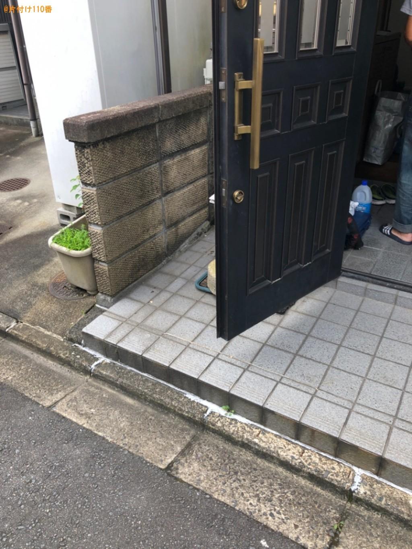 【京都市伏見区】椅子の回収・処分ご依頼 お客様の声