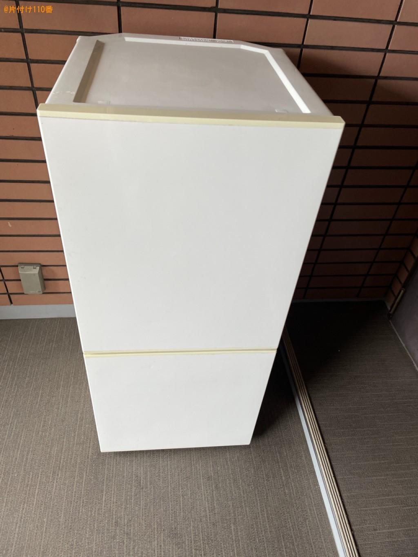 【京都市南区】冷蔵庫の回収・処分ご依頼 お客様の声
