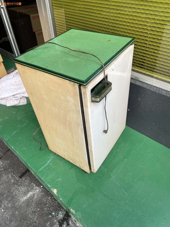 【京都市伏見区】冷蔵庫の回収・処分ご依頼 お客様の声