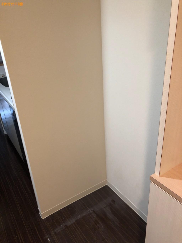 【京都市】冷蔵庫、土嚢袋の回収・処分ご依頼 お客様の声