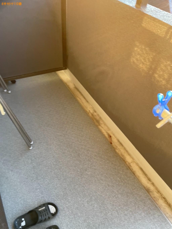 【宇治市】畳、椅子、テーブル、ウッドパネルの回収・処分ご依頼